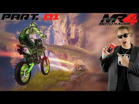 MÁME SPECIÁLNÍ SCHOPNOSTI?!   Moto Racer 4 #01