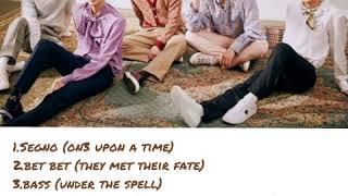 Kumpulan lagu korea - NUEST FULL MINI ALBUM VOL.6 (HAPPILY EVER AFTER)