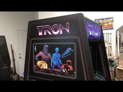 Tron Arcade (brand new)