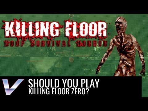 Should You Play Killing Floor Zero? (Total Conversion Mod)