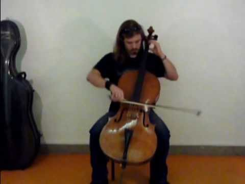 Apocalyptica - Psalm (cover)