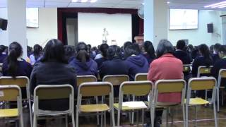 Publication Date: 2016-04-18 | Video Title: 10 3 2015香港環保電影展 學校放映 九龍真光中學 講