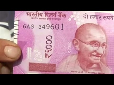 India: fuori corso banconote da 500 e 1000 rupie, introvabili le altre
