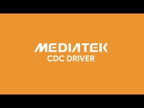Android CDC Driver Installation