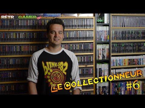 Le collectionneur #6 - Jonathan [Full Set NES, SEGA MS, Genesis, Gamecube, Xbox, ...]
