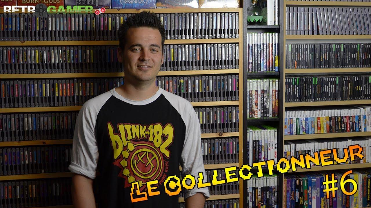 Le collectionneur #6 - Jonathan [Full Set NES, SEGA MS, Genesis, Gamecube,  Xbox,    ]