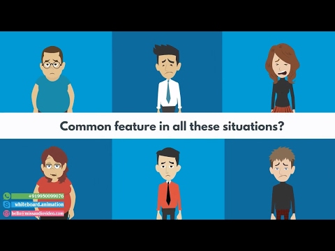 Stress Anxiety Depression Counselling Directory Animated Explainer Video  - Joyfulminds