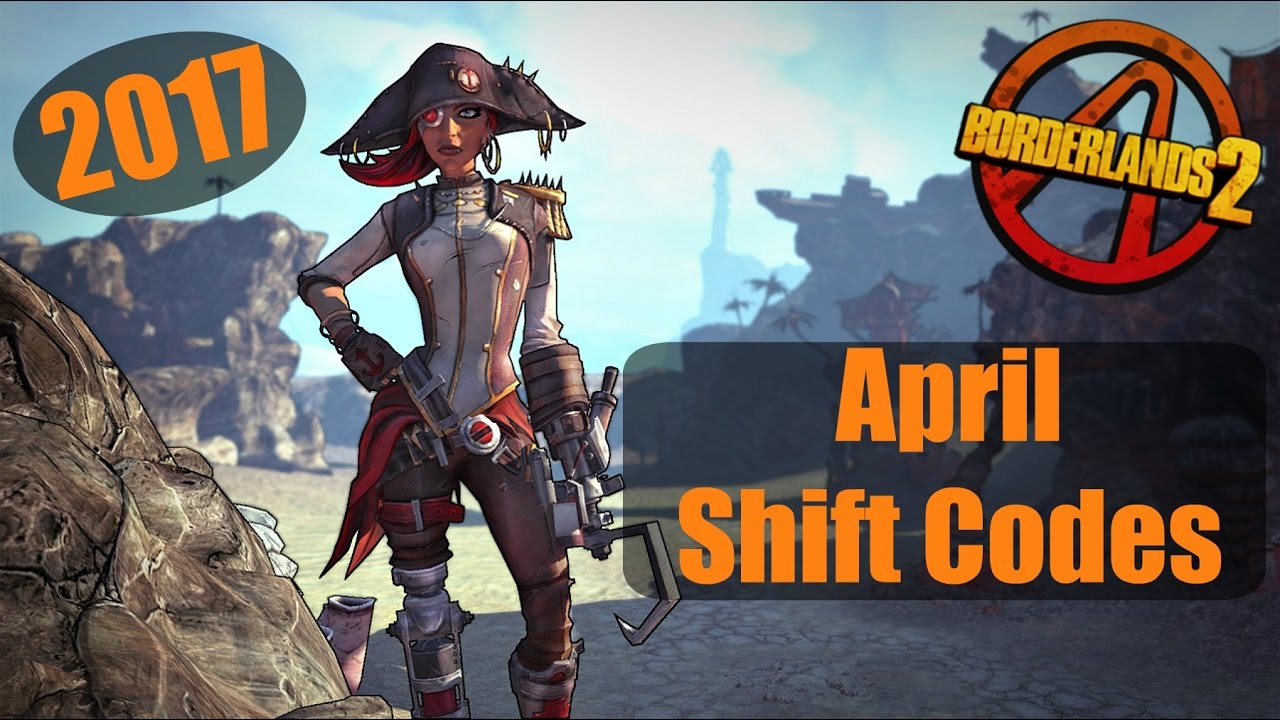Borderlands 2 Weapon Shift Codes