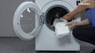 How to; Hoe installeer je je Samsung wasmachine