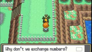 All Gym Leader Phone Number Locations In Pokemon Heart Gold and Soul Silver