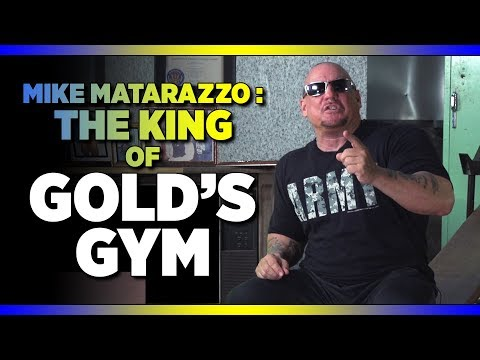 The Reason Mike Matarazzo Was King Of Gold's Gym | Storytime With Gregg Valentino