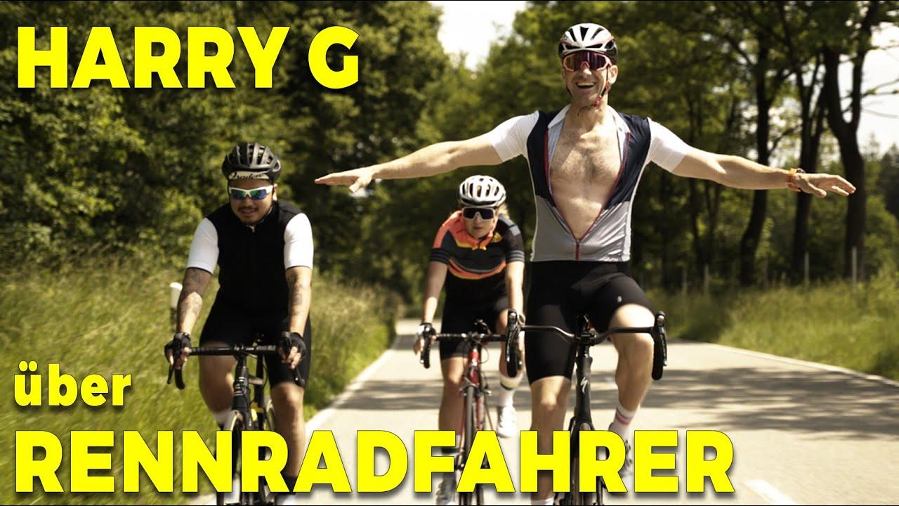 Harry G über Rennradfahrer