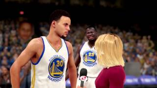 NBAゲームの最高峰、NBA 2Kシリーズの最新作『NBA 2K16』が2015年10月29...