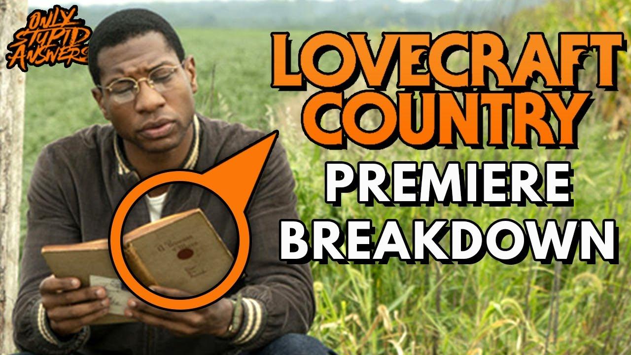 Lovecraft Country recap: season 1, episode 1  mysteries, monsters ...