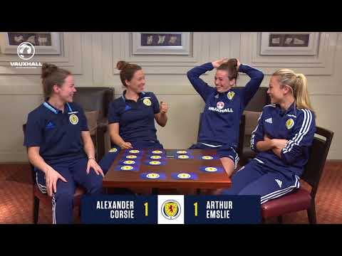 SWNT | 5 Second Challenge – Scotland Women's National Team