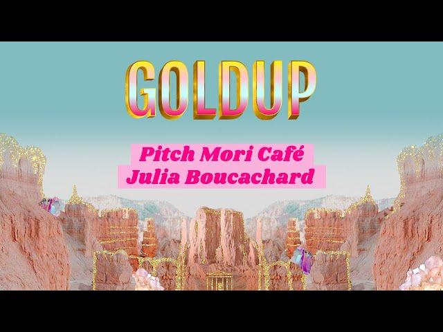 Goldup - Pitch de Mori Café par Julia Boucachard