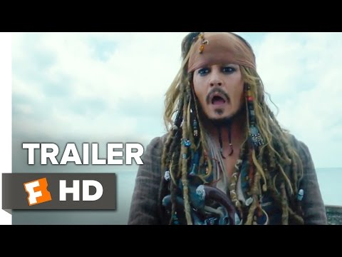 Pirates of the Caribbean: Dead Men Tell No Tales Intl Trailer #1 (2017) | Movieclips Trailers