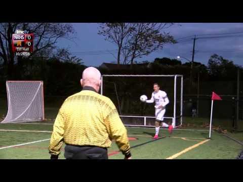 LMC Varsity Sports - Boys Soccer - New Rochelle at Mamaroneck - 10/24/16