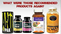 What Is The Best Multi-vitamin?