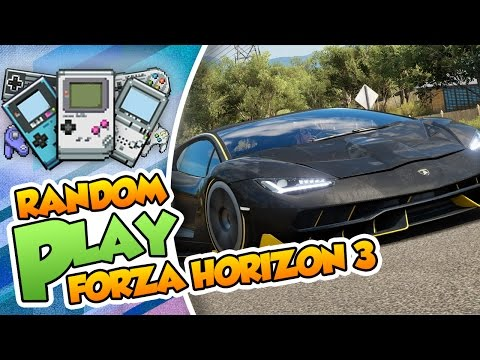 Adrenalina y diversión - Forza Horizon 3 (RandomPlay - PC 60fps)