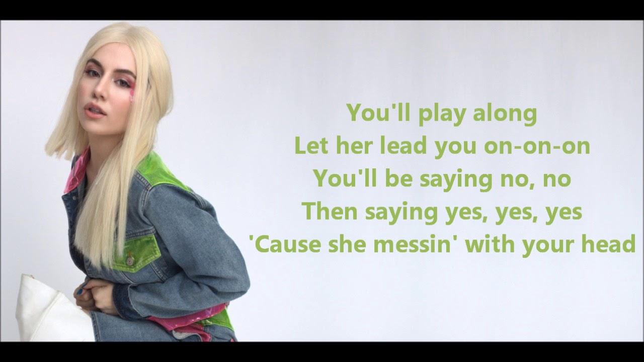 Psycho ava lyrics max but sweet