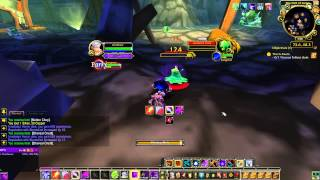 level 30 demonology warlock solo'ing Gnomeregan ring quests