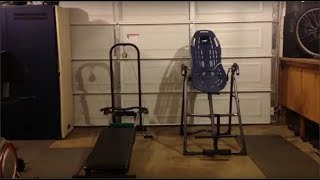 Part 2: Total Gym vs Teeter Inversion Table