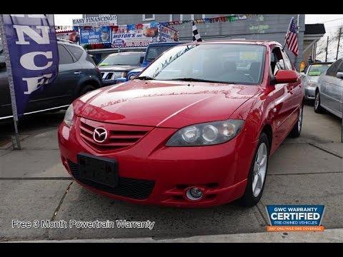 Delightful 2005 Mazda MAZDA3 2.3 Sedan Automotive Review