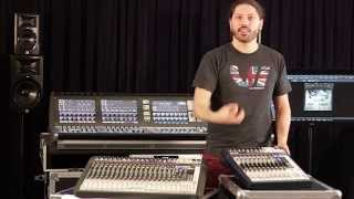 Soundcraft Signature Series Overview