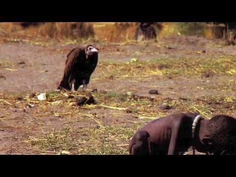 Kevin Carter - Sudan Famine