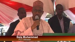 FCT Minister Launches New Housing District In Abuja