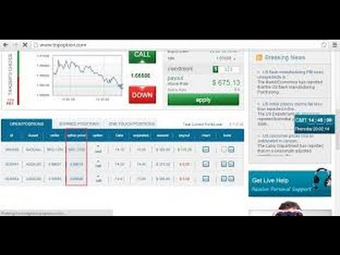 alfredo binary options review youtube