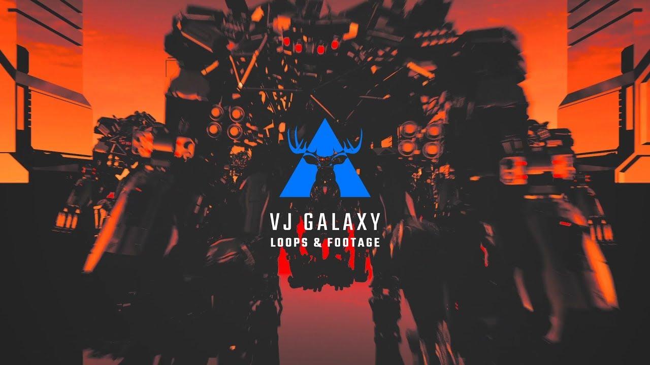 VJ Galaxy - VJ Loops & Footage