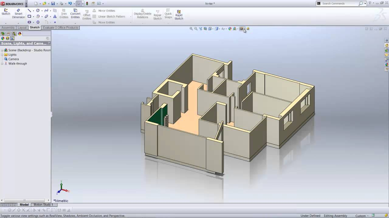 solidworks quick tip tutorial refining the walk through part 3 of