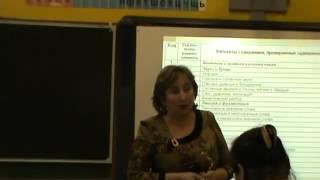 Планирование уроков в соответствии с ФГОС