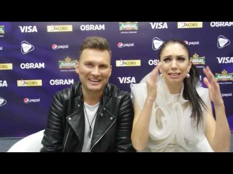 Eurovision 2017 – Estonia interview (Koit Toome & Laura – Verona)