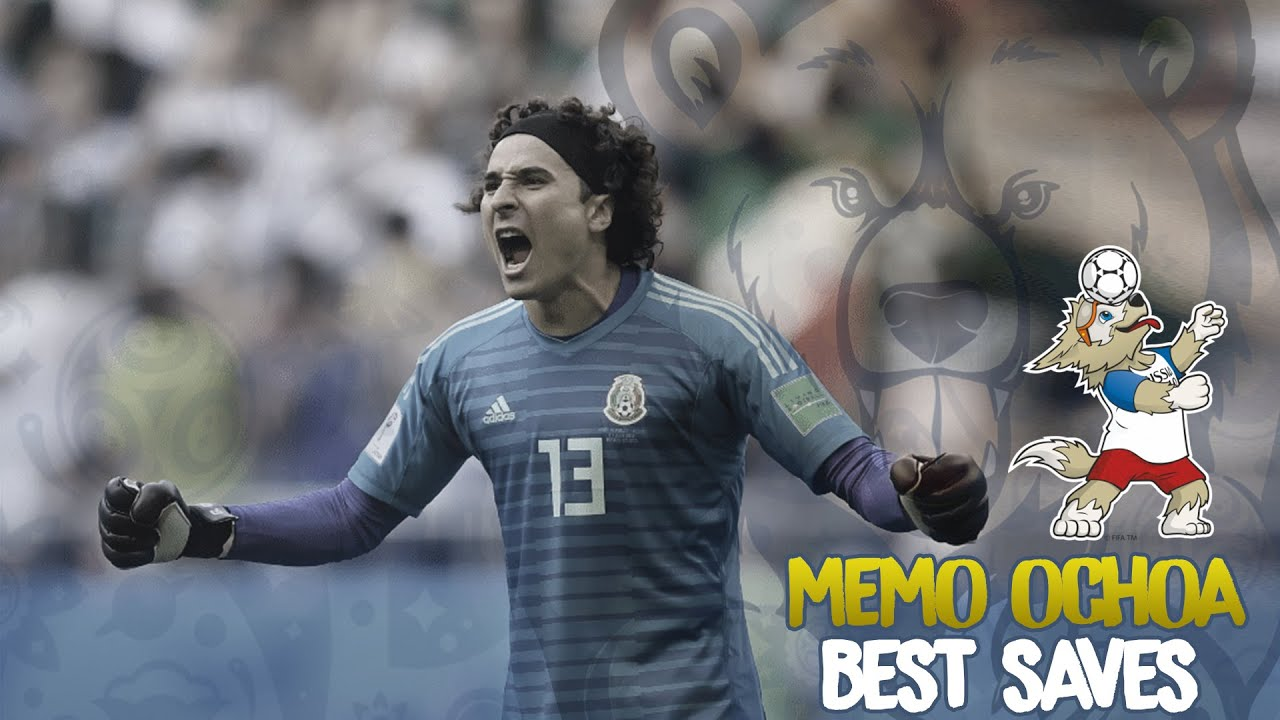 7f5159ee6 Guillermo Ochoa ○ Best Saves Russia 2018 ○ Mexico - YouTube
