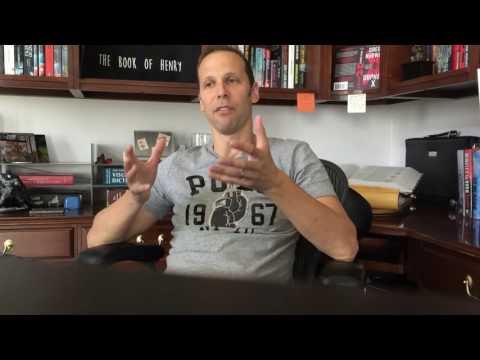 Gregg Hurwitz Introduces Orphan X