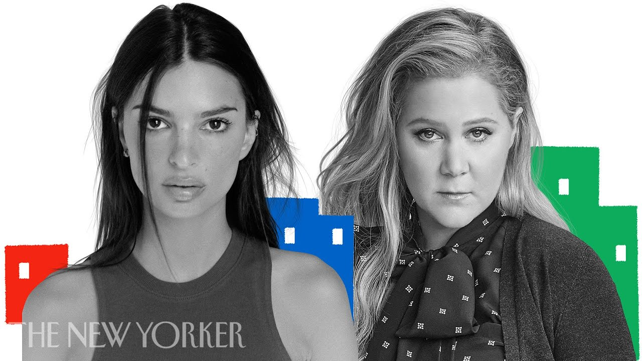 Amy Schumer and Emily Ratajkowski on How to Empower Women   The New Yorker Festival