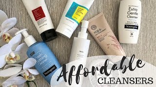 My Affordable Cleanser Collection - Mature Skincare