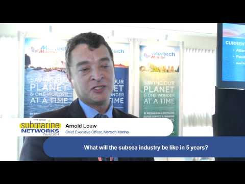 Interview with Mertech Marine - Industry Feedback