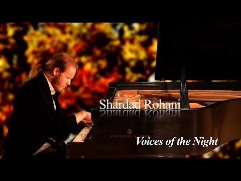 Voices of the Night - Shardad Rohani شهرداد روحاني Jesse Donovan Cover