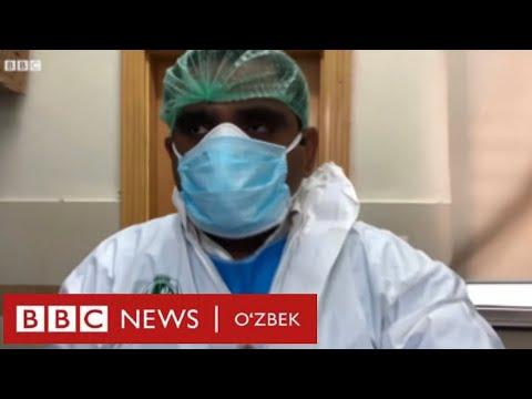 Дунё, фитна назарияси ва шифокорлар: Вирусга ишонмаганлар ўлим билан таҳдид қилишади - BBC O'zbek