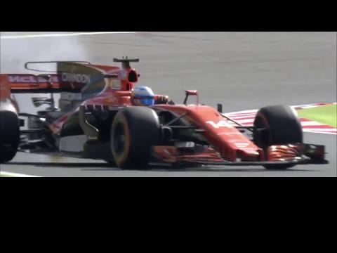 McLaren Honda story so far - Formula 1 2017 all breakdowns