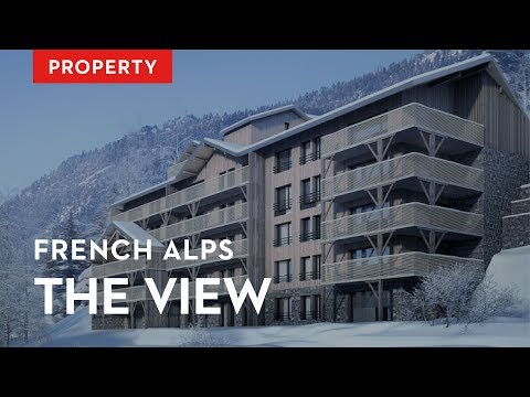Châtel - The View - Eagerly awaited launch of ski-in ski-out apartments