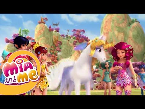 Мия и Я - 2 сезон 13-16 серия - Mia And Me   Мультики для детей про эльфов, единорогов
