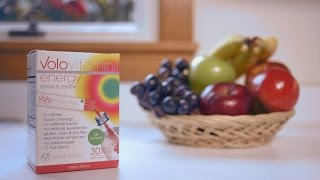Volo Vitamins commercial