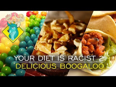 TL;DR  Your Diet is Racist 2: Delicious Boogaloo