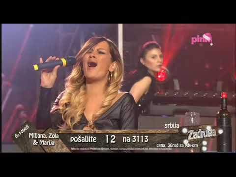Zadruga 2 - Zadrugovizija 2: Bora i Zlata - Cose della vita - 20.01.2019.