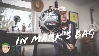 Zapętlaj IN MARK CROSSFIELD'S GOLF BAG 2019 | Mark Crossfield